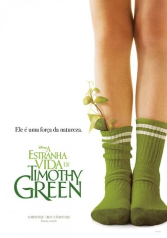 a estranha vida de timothy green