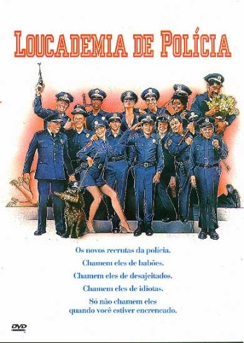 loucademia de policia
