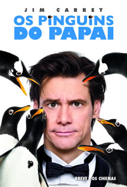 Os-Pinguins-do-Papai-Poster