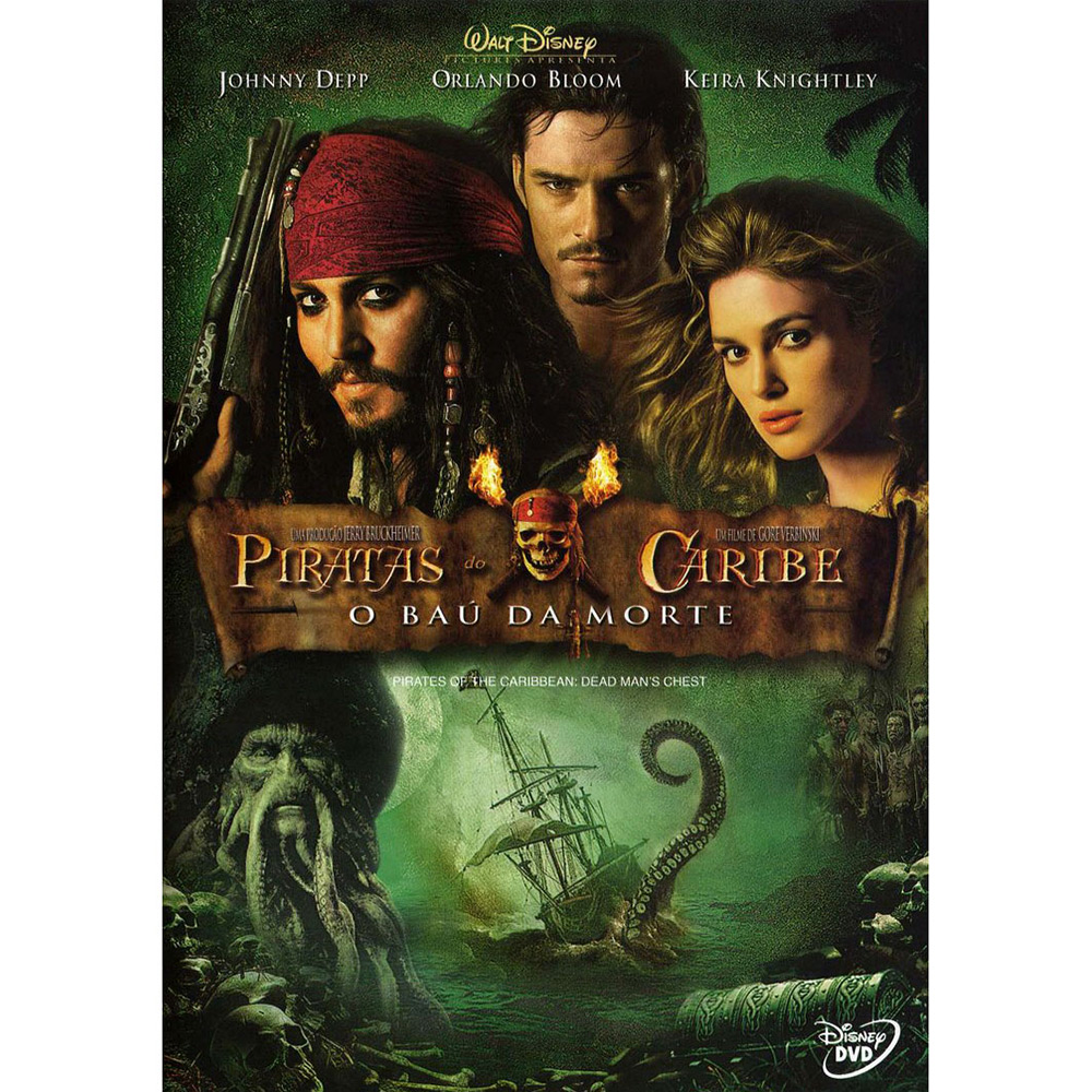 Piratas do Caribe 2