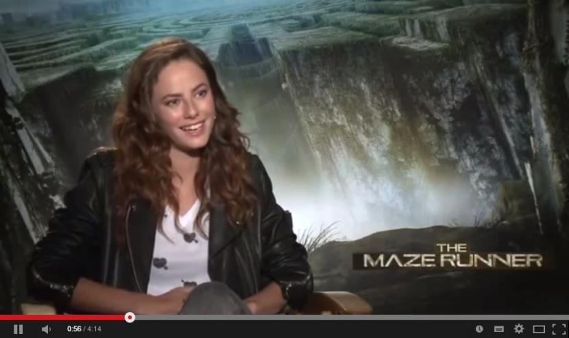 kaya falando português