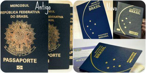 Mudanças no passaporte