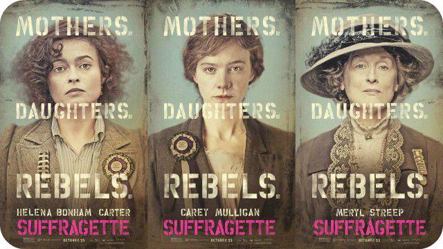 Suffragette feminismo