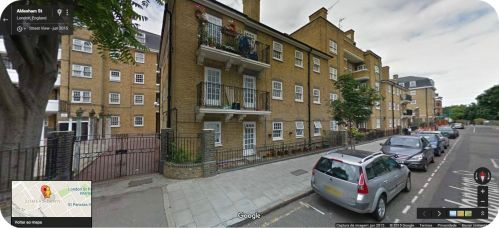 flat in aldenham street