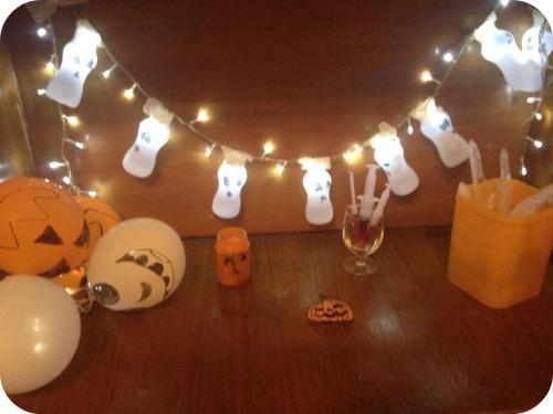decoração de halloween 1